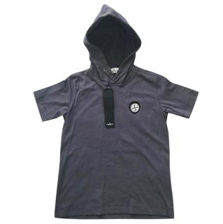 Stone Island Boy's Hooded T-shirt