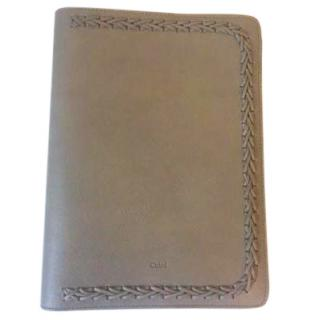 Chloe Motty Grey Notebook