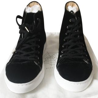 Charlotte Olympia Purrrfect High Tops