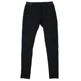 Maje Black Leggings