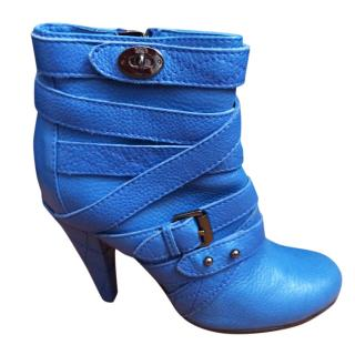 Mulberry Postmans lock ankle boot