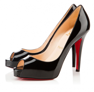 Christian Louboutin Very Prive 120 Patent Calf