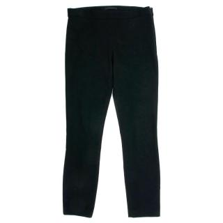 The Row Black Trousers