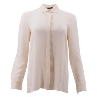 The Row Light Pink Shirt