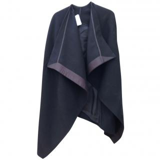 Rick Owens winter military cape
