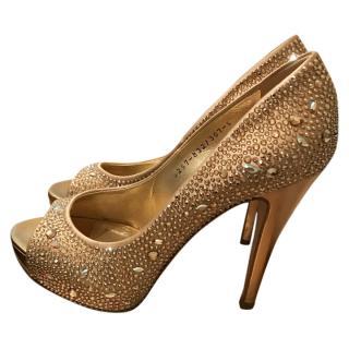 Gina Tatum Heels