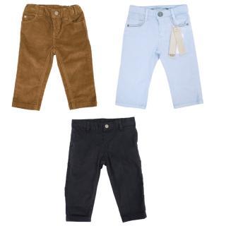 Petit Bateau Kids Trouser Set