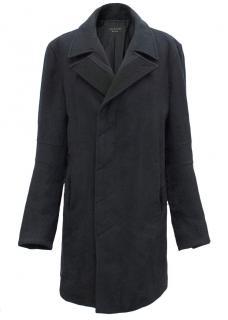 Rag & Bone Dark Navy Coat