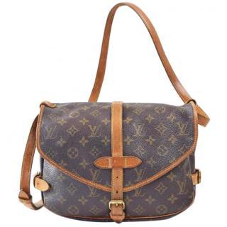 Louis Vuitton Saumur 30 Monogram 10594 Shoulder Bag