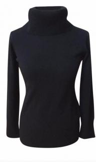 Max Mara roll neck jumper- 100% Italian wool