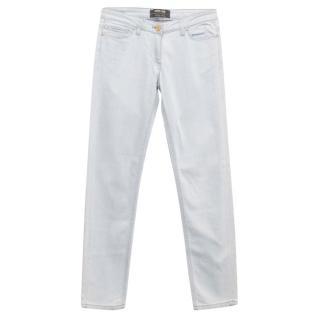 Roberto Cavalli Light Wash Jeans