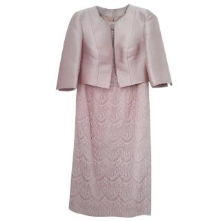 Rose Pink Mother of the Bride/Groom outfit