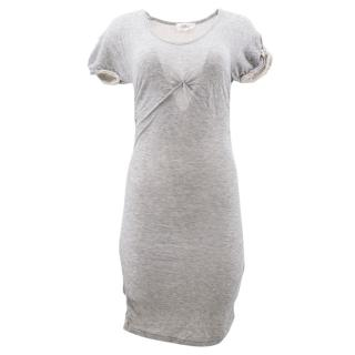 Etoile Isabel Marant Grey Cotton Dress