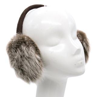 Purdey Fur Earmuffs