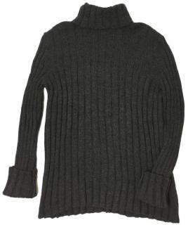 Miu Miu Ribbed Wool Jumper.