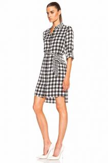 Diane Von Furstenberg 'Prita' Silk Shirt Dress