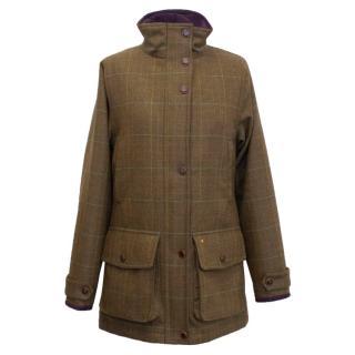 Laksen Tweed Coat