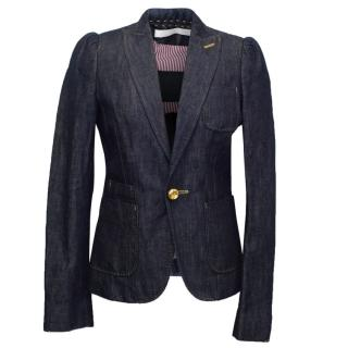 Dsquared Denim Blazer Jacket