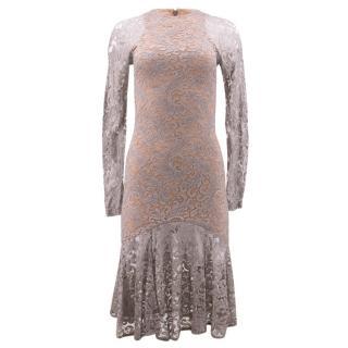 Matthew Williamson Lace Dress