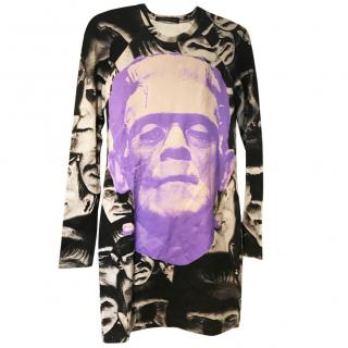 Christopher Kane Frankenstein Jersey Dress
