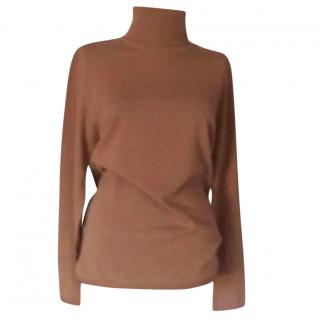 Max Mara roll neck jumper virgin Italian wool