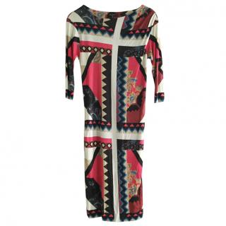 Etro classic print dress