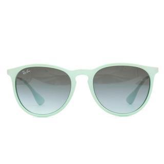 Ray- Ban Erika Classic Mint Green Sunglasses