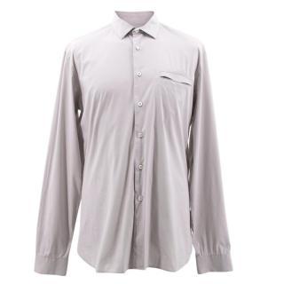 Prada Grey Shirt