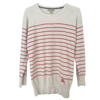 Burberry Brit cashmere/cotton Jumper