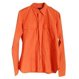 Ralph Lauren Orange Shirt