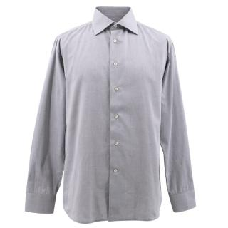 Balmain Grey Shirt