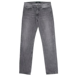 Givenchy Grey Slim Fit Jeans