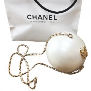 Chanel Pearl Bag VIP