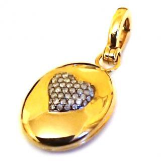 Annoushka vintage pave diamond locket