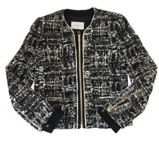 Sandro Cropped Jacket.