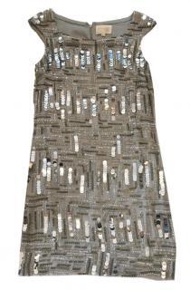 Marchessa Notte Beaded Dress