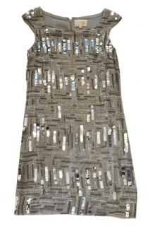 Marchessa Notte Beaded Dress