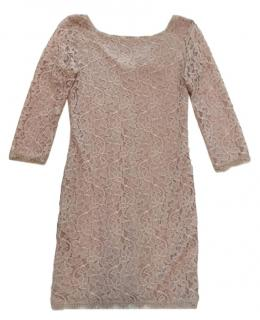 Diane Von Furstenberg Lace Dress.