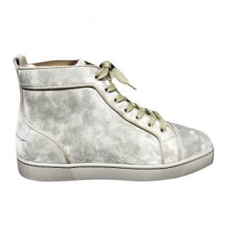 Christian Louboutin Kakhi Shoes