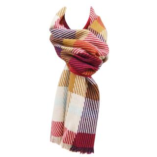 Johnstons of Elgin Cashmere & Merino Scarf