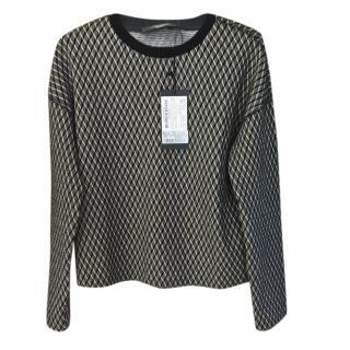 Max mara  weekend jacquard sweater