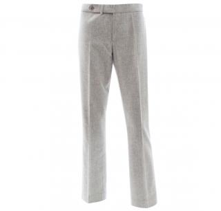 Ralph Lauren Black Label Wool Tailored Trousers
