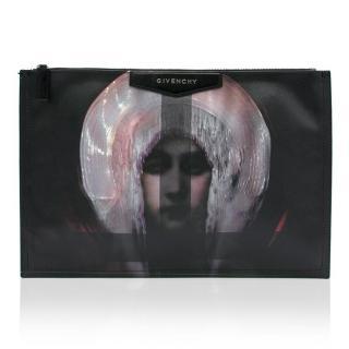 Givenchy Antigona 'Madonna' Print Pouch