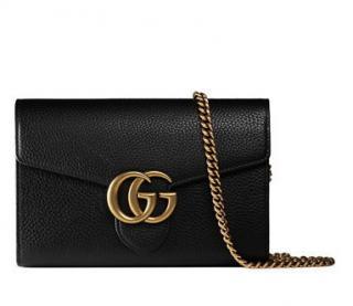 Gucci Marmont matelasse mini bag