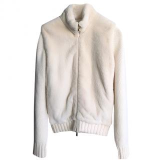 Loro Piana reversibel Mink Baby cashmere jacket