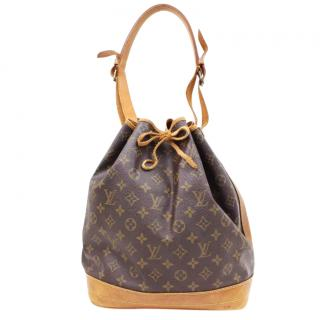 Louis Vuitton Noe 10623 Monogram Shoulder Bag