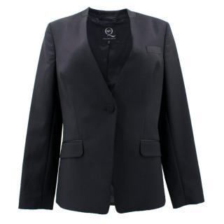 McQ Alexander McQueen Black Blazer