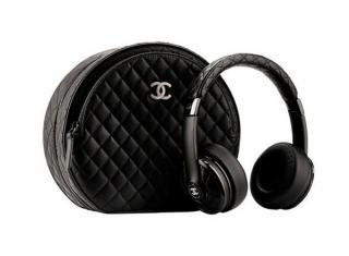 Chanel Limited Edition x Monster Headphones