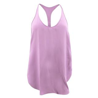 Phillip Lim Lilac Silk Top
