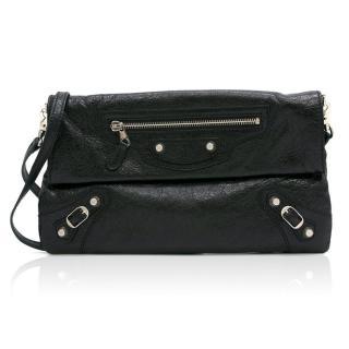 Balenciaga Black Cross- Body Bag
